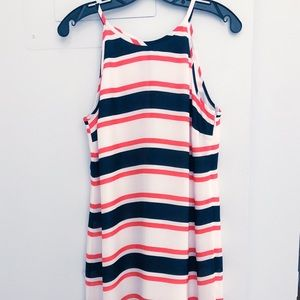 NEW Banana Republic Nautical Stripe Shift Dress